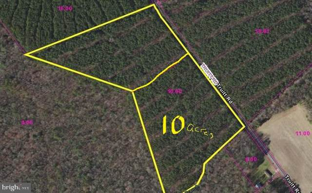Tbd Truitt Road, ELLENDALE, DE 19941 (#DESU162026) :: Atlantic Shores Sotheby's International Realty