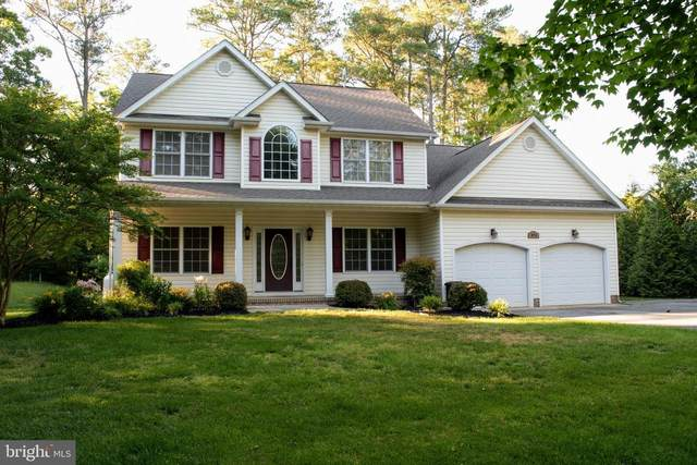 43764 Saint Andrews Church Road, CALIFORNIA, MD 20619 (#MDSM169728) :: ExecuHome Realty