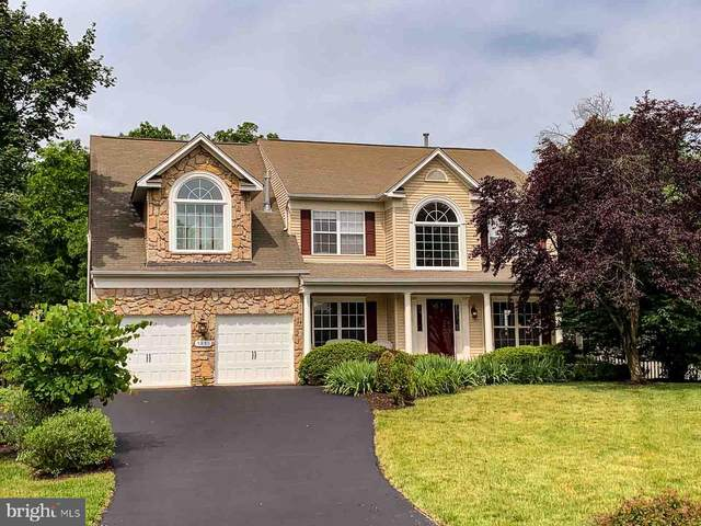 5851 Slate Hill Place, FREDERICK, MD 21704 (#MDFR265164) :: The Bob & Ronna Group