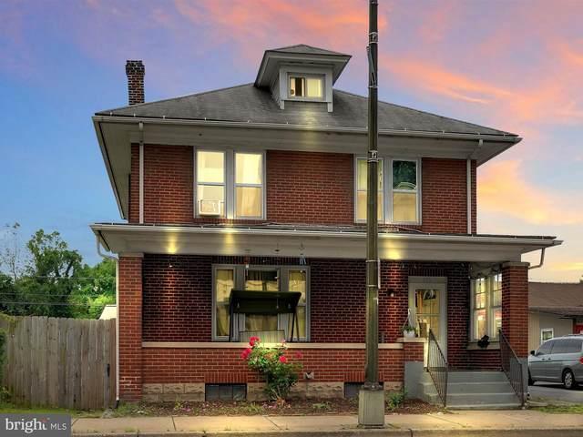 616 N Front Street, STEELTON, PA 17113 (#PADA122132) :: Iron Valley Real Estate