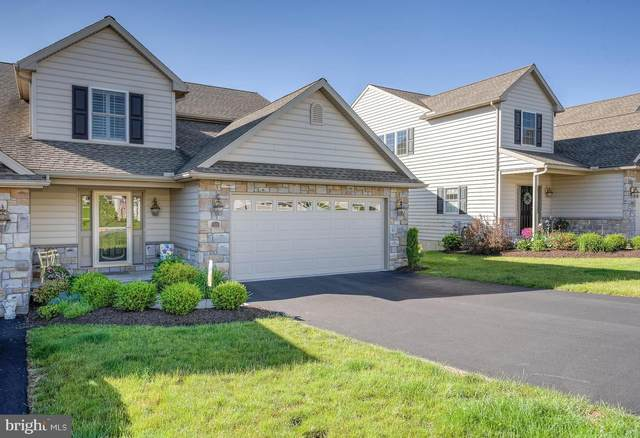 60 Woods Edge Drive, ELIZABETHTOWN, PA 17022 (#PALA164130) :: Iron Valley Real Estate