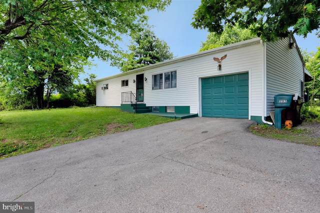 205 Knoxlyn Orrtanna Road, GETTYSBURG, PA 17325 (#PAAD111686) :: Iron Valley Real Estate