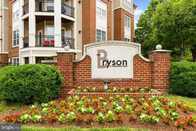 12945 Centre Park Circle #206, HERNDON, VA 20171 (#VAFX1132816) :: RE/MAX Cornerstone Realty