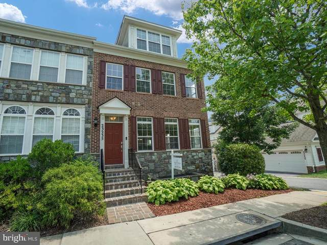 23235 Rainbow Arch Drive, CLARKSBURG, MD 20871 (#MDMC710642) :: Dart Homes