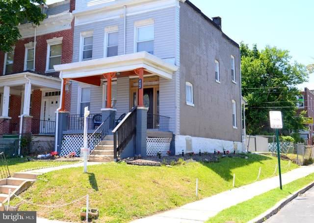 422 Lyndhurst Street, BALTIMORE, MD 21229 (#MDBA512666) :: Mortensen Team