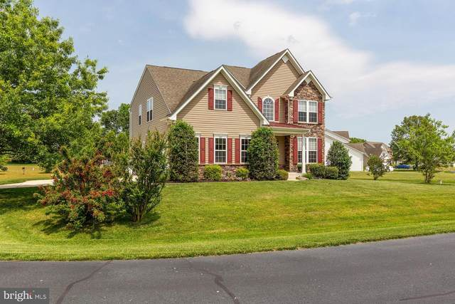 8226 Woods Edge Circle, MILFORD, DE 19963 (#DESU162364) :: John Lesniewski | RE/MAX United Real Estate
