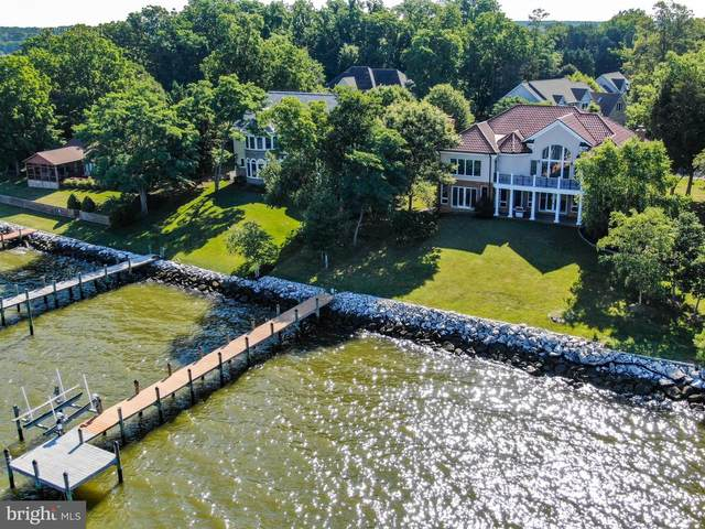 11650 Bachelors Hope Court, SWAN POINT, MD 20645 (#MDCH214586) :: Tom & Cindy and Associates
