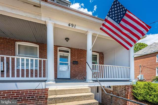 491 E Church Street, FREDERICK, MD 21701 (#MDFR265566) :: Network Realty Group