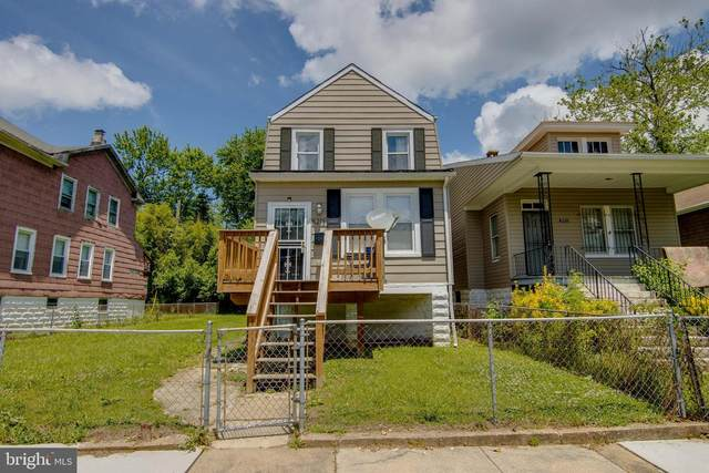 5213 Beaufort Avenue, BALTIMORE, MD 21215 (#MDBA513376) :: Jennifer Mack Properties