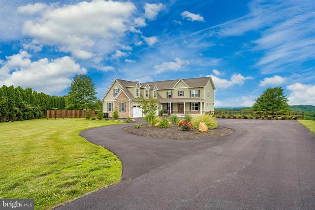 13316 Jesse Smith Road, MOUNT AIRY, MD 21771 (#MDFR265758) :: The Licata Group/Keller Williams Realty