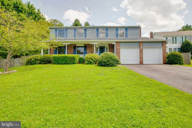 10704 Risingdale Court, GERMANTOWN, MD 20876 (#MDMC711766) :: Pearson Smith Realty