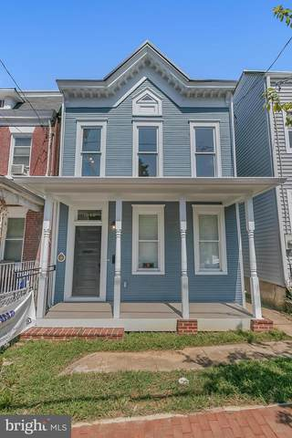 1648 U Street SE, WASHINGTON, DC 20020 (#DCDC472828) :: Gail Nyman Group