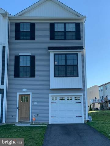 111 S Center Street, HANOVER, PA 17331 (#PAYK139504) :: The Heather Neidlinger Team With Berkshire Hathaway HomeServices Homesale Realty