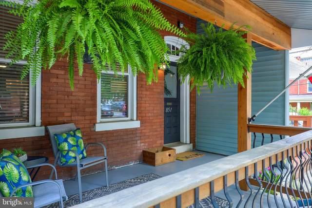 851 E Orange Street, LANCASTER, PA 17602 (#PALA164832) :: Iron Valley Real Estate