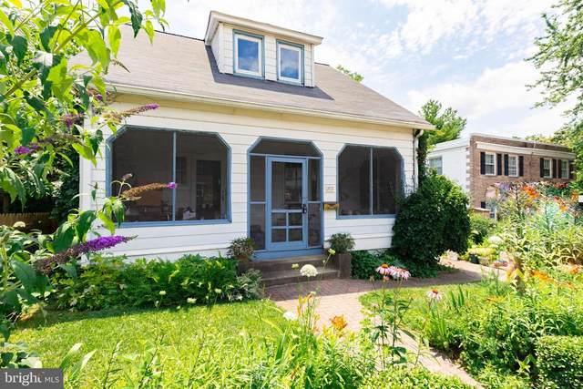 203 Laverne Avenue, ALEXANDRIA, VA 22305 (#VAAX247444) :: Larson Fine Properties