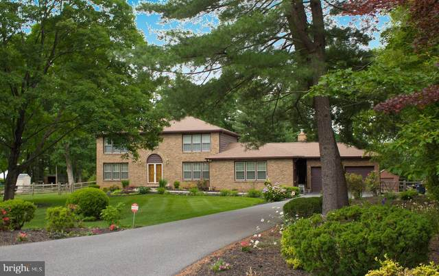 6201 Oak Hill Drive, SYKESVILLE, MD 21784 (#MDCR197358) :: ExecuHome Realty