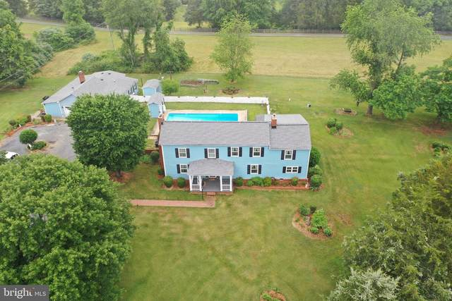 4500 Burr Hill Road, RHOADESVILLE, VA 22542 (#VAOR136878) :: AJ Team Realty