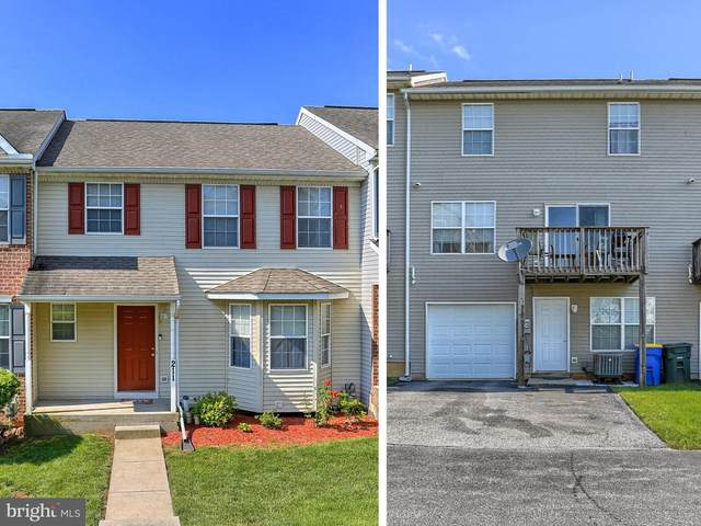 211 Country Ridge Drive, RED LION, PA 17356 (#PAYK139708) :: TeamPete Realty Services, Inc
