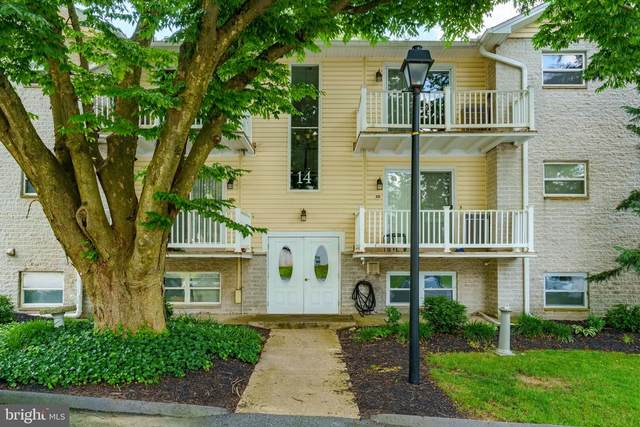 14 Warren Lodge Court 2-B, COCKEYSVILLE, MD 21030 (#MDBC497270) :: Crossman & Co. Real Estate
