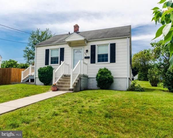 657 Virginia Avenue, HARRISONBURG, VA 22802 (#VAHC100090) :: Blackwell Real Estate