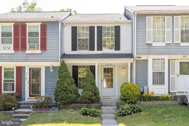 949 N Angel Valley Court, EDGEWOOD, MD 21040 (#MDHR248182) :: Tessier Real Estate
