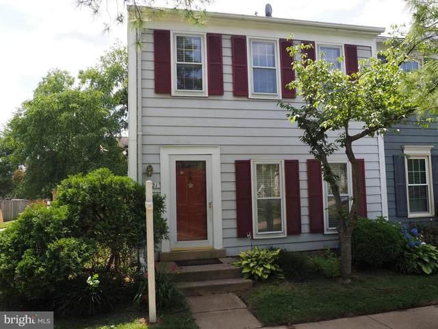 8021 Revenna Lane, SPRINGFIELD, VA 22153 (#VAFX1135632) :: AJ Team Realty
