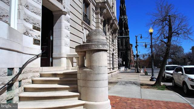 6 W Mount Vernon Place B1, BALTIMORE, MD 21201 (#MDBA514042) :: SP Home Team