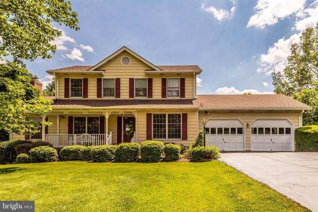 2807 Grandview Drive, MIDDLETOWN, MD 21769 (#MDFR266118) :: Ultimate Selling Team