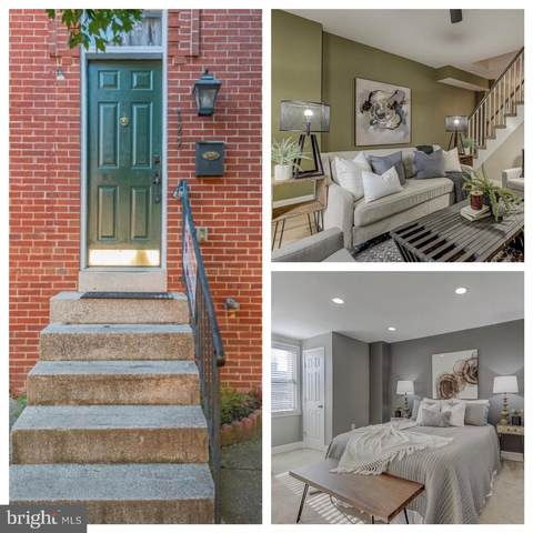 122 N Montford Avenue, BALTIMORE, MD 21224 (#MDBA514102) :: Radiant Home Group