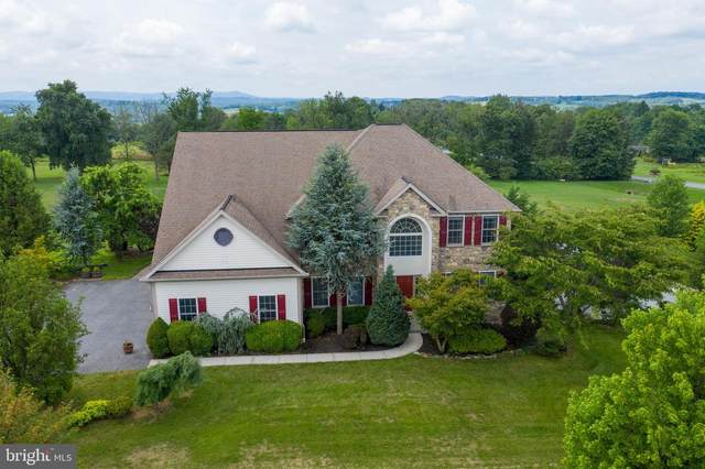144 Robby Drive, LEESPORT, PA 19533 (#PABK359416) :: ExecuHome Realty