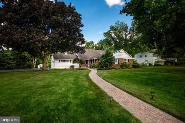 12 Steele Drive, PRINCETON JUNCTION, NJ 08550 (#NJME297240) :: Linda Dale Real Estate Experts