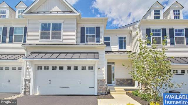 445 Lee Place, EXTON, PA 19341 (#PACT509132) :: Keller Williams Real Estate