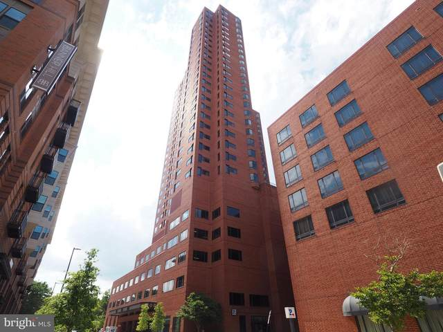 10 E Lee Street #1107, BALTIMORE, MD 21202 (#MDBA514200) :: The Putnam Group