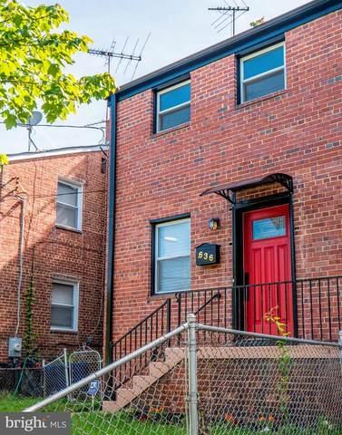 636 Burns Street SE, WASHINGTON, DC 20019 (#DCDC473788) :: Tom & Cindy and Associates