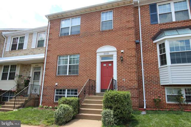 21121 Fireside Court, STERLING, VA 20164 (#VALO414038) :: Pearson Smith Realty