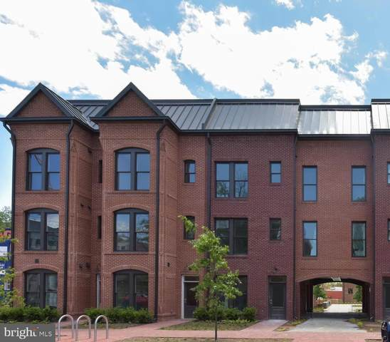 1309 E Street SE #5, WASHINGTON, DC 20003 (#DCDC473888) :: The Licata Group/Keller Williams Realty