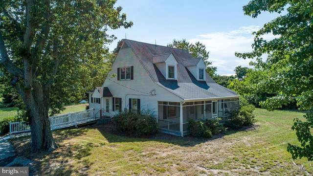9145 Mackall Road, SAINT LEONARD, MD 20685 (#MDCA177032) :: AJ Team Realty
