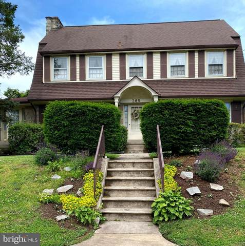 209 W Fornance Street, NORRISTOWN, PA 19401 (#PAMC653224) :: Shamrock Realty Group, Inc