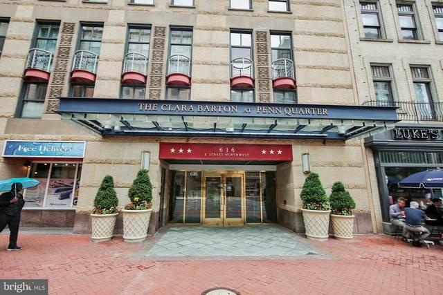 616 E Street NW #302, WASHINGTON, DC 20004 (#DCDC473932) :: The Licata Group/Keller Williams Realty