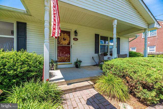 8814 Biggs Ford Road, WALKERSVILLE, MD 21793 (#MDFR266258) :: Ultimate Selling Team
