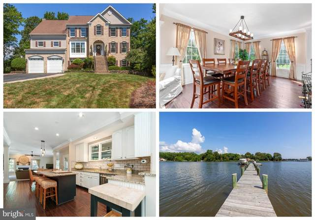 1018 S Creek View Court, CHURCHTON, MD 20733 (#MDAA437952) :: Blackwell Real Estate