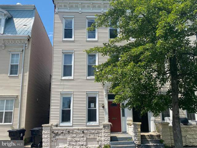 1940 N 5TH Street, HARRISBURG, PA 17102 (#PADA122702) :: The Heather Neidlinger Team With Berkshire Hathaway HomeServices Homesale Realty
