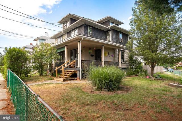101 Parker Place, HAMILTON, NJ 08609 (#NJME297420) :: Shamrock Realty Group, Inc