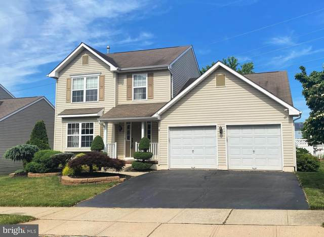6 Tea Rose Lane, HAMILTON, NJ 08620 (#NJME297462) :: HergGroup Mid-Atlantic