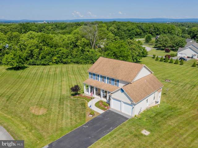 54 Brittany Lane, SUMMIT POINT, WV 25446 (#WVJF139238) :: RE/MAX 1st Realty