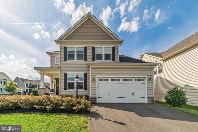 3698 Dockside Drive, WARRENTON, VA 20187 (#VAFQ166080) :: Larson Fine Properties