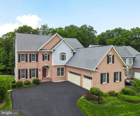 4412 Tuscany Court, WOODBRIDGE, VA 22192 (#VAPW498054) :: Tom & Cindy and Associates