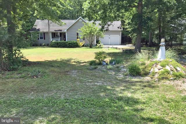 109 S Newport Way, DAGSBORO, DE 19939 (#DESU163384) :: The Rhonda Frick Team