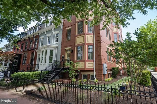 942 P Street NW, WASHINGTON, DC 20001 (#DCDC474496) :: Larson Fine Properties