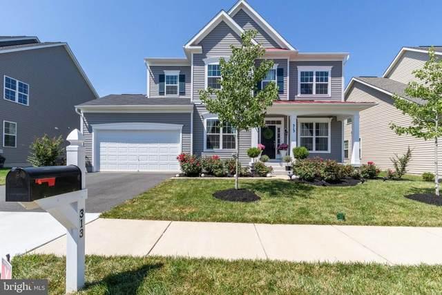 313 Upper Heyford Place, PURCELLVILLE, VA 20132 (#VALO414428) :: Arlington Realty, Inc.